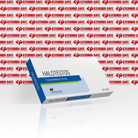 Halotestos 10 mg Pharmacom Labs