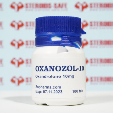 Oxanozol 10 mg Sopharma