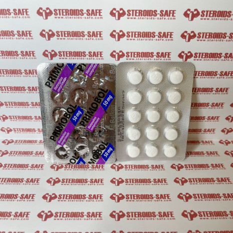 Primobol (Methenolon) 50 mg Balkan Pharmaceuticals