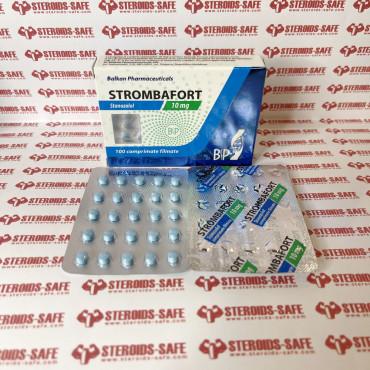 Strombafort 10 mg Balkan Pharmaceuticals